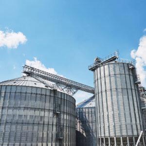 industristillads til tank og silo