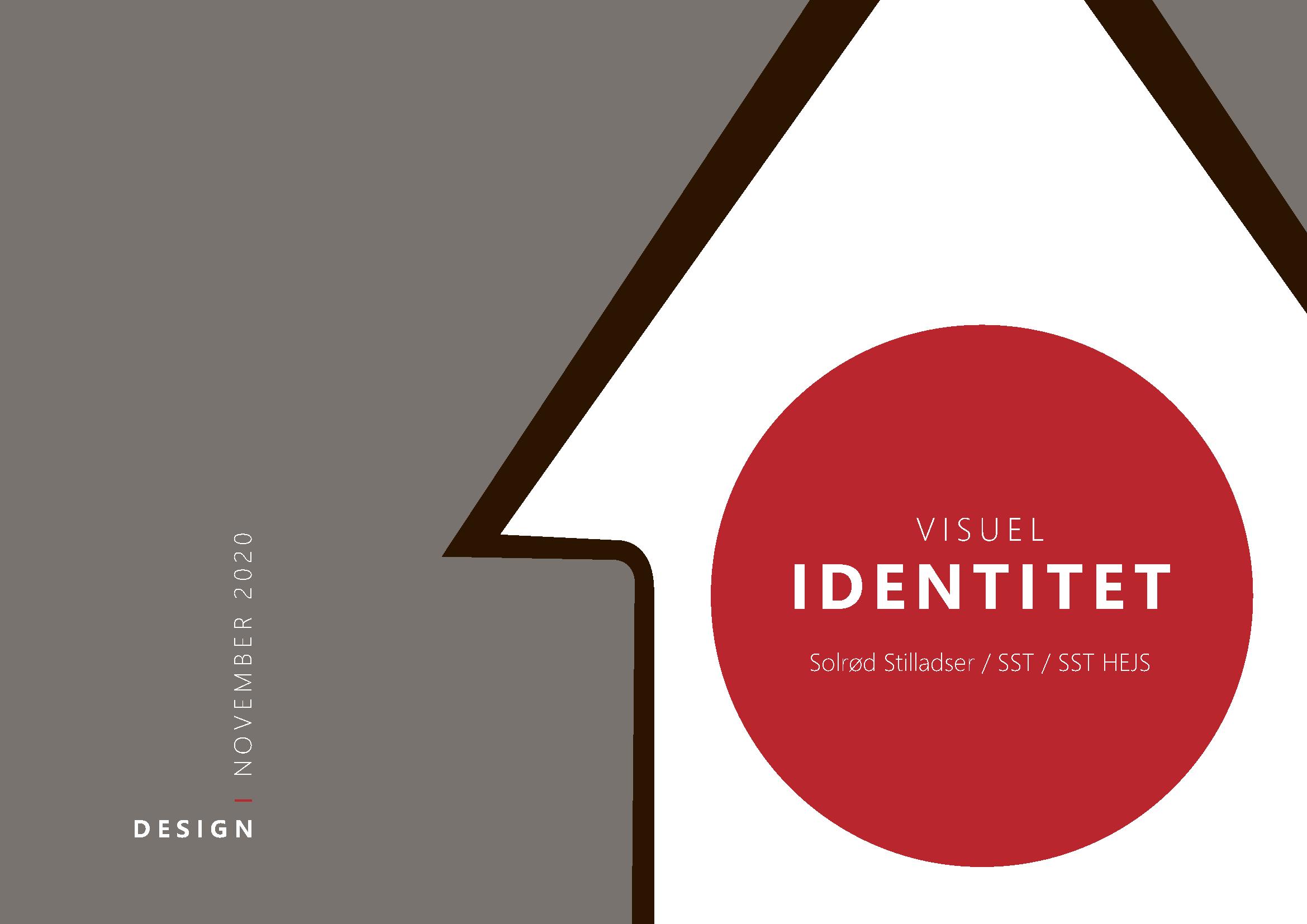 Designguide for Solrød Stilladser, SST og SST HEJS Visuel Identitet